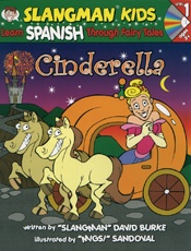 Spanish 1   Cinderella Book and CD